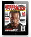 Digitális Muscle&Fitness éves előfizetés